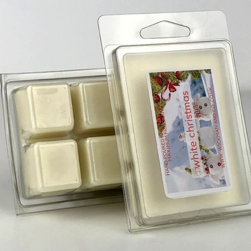 White Christmas Soy Wax Melt